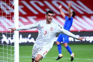 2022 FIFA World Cup: Spain fail to beat Greece in their opening qualifier