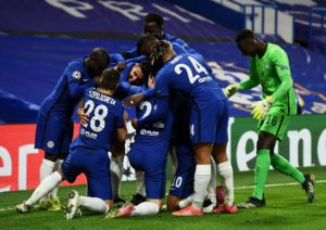 Chelsea secure quarter-final spot as they win 2-0 Atletico Madrid
