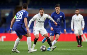 Chelsea will not prioritize the return of Eden Hazard