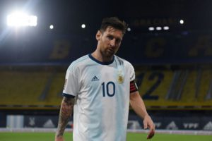 Lionel Messi will be with Argentina for the World Cup qualifiers
