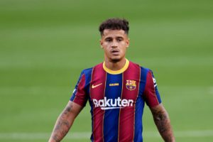 Barcelona to give club-record signing Philippe Coutinho one last chance to shine
