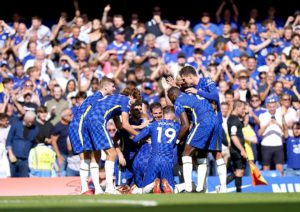 Chelsea made a bright start to the season with Crystal Palace thrashing