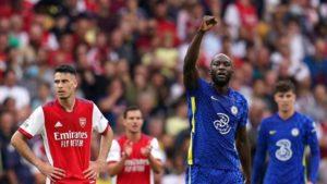 Romelu Lukaku debut help Chelsea silence Arsenal in the London derby